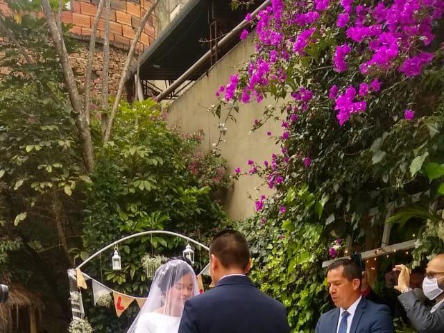 El matrimonio de Harry  y Angie  en Bogotá, Bogotá DC 4