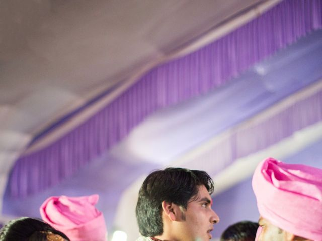El matrimonio de Amit y Krupa en Bogotá, Bogotá DC 21