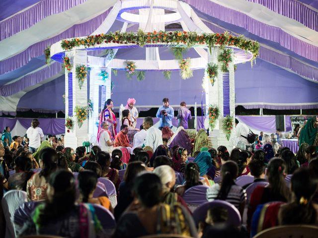 El matrimonio de Amit y Krupa en Bogotá, Bogotá DC 28