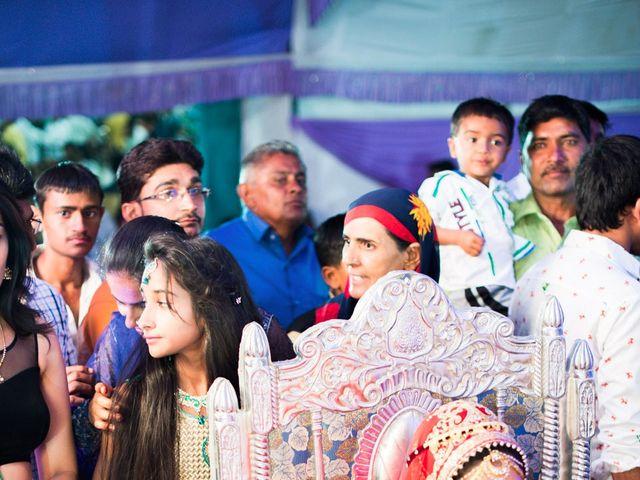 El matrimonio de Amit y Krupa en Bogotá, Bogotá DC 37