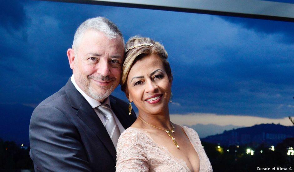 El matrimonio de Pedro y Aniza en Medellín, Antioquia