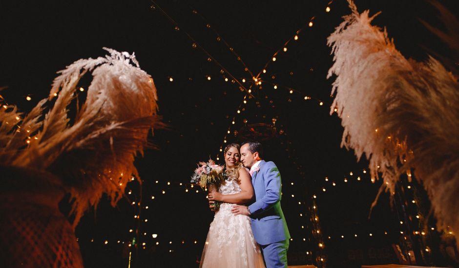 El matrimonio de John y Isa en Cali, Valle del Cauca