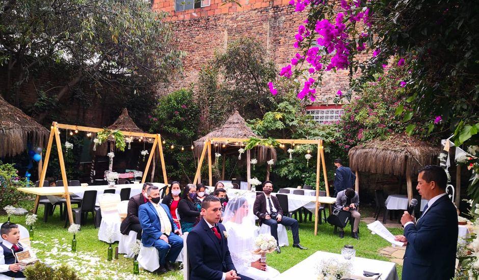 El matrimonio de Harry  y Angie  en Bogotá, Bogotá DC