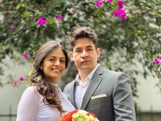 El matrimonio de July y Giovanni 2