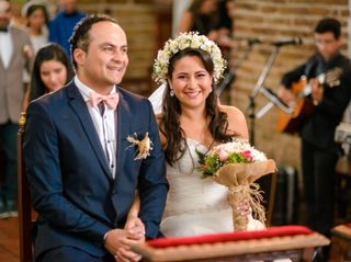 El matrimonio de Sandra y Daniel 3