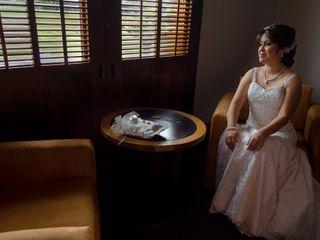 El matrimonio de Clara y Javier 1