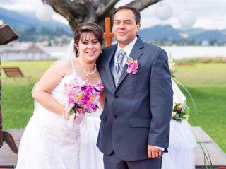 El matrimonio de Clara y Javier