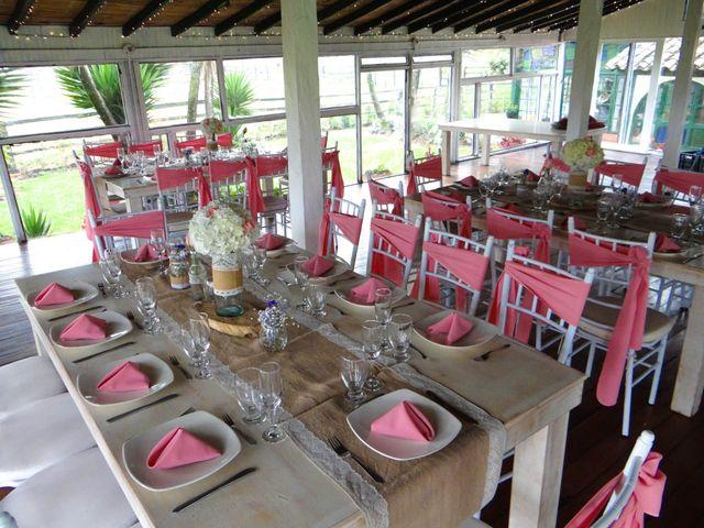 El matrimonio de Guillermo y Daysi en Subachoque, Cundinamarca 6