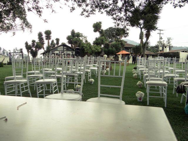 El matrimonio de Guillermo y Daysi en Subachoque, Cundinamarca 12