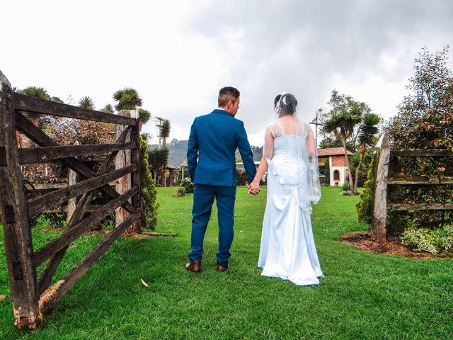 El matrimonio de Guillermo y Daysi en Subachoque, Cundinamarca 1