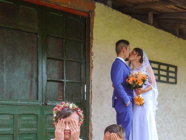 El matrimonio de Guillermo y Daysi en Subachoque, Cundinamarca 16