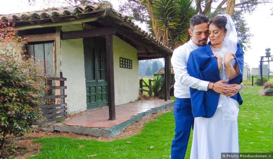 El matrimonio de Guillermo y Daysi en Subachoque, Cundinamarca