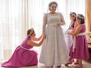 El matrimonio de Tita y Leo 2