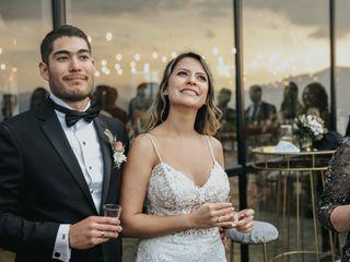 El matrimonio de Alejandra y Sergio 3