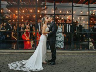 El matrimonio de Alejandra y Sergio