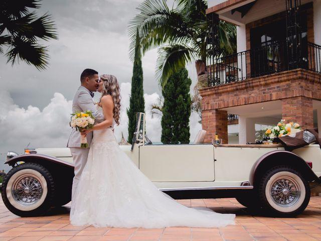 El matrimonio de Benjamin y Daniela en Medellín, Antioquia 10