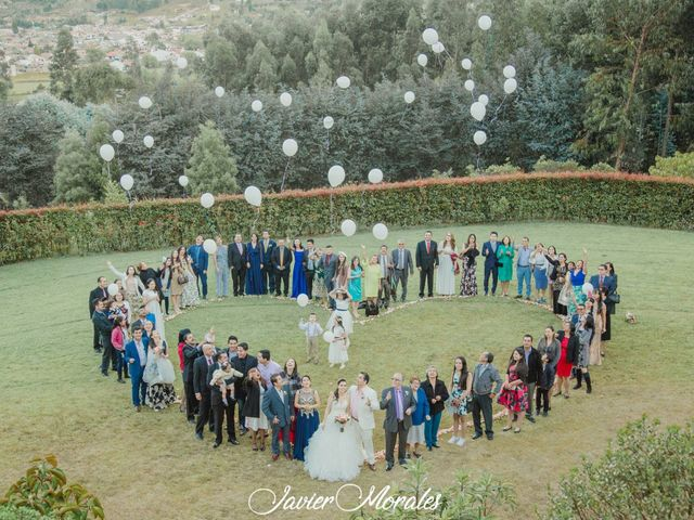 El matrimonio de Leonardo y Ángela en Tibasosa, Boyacá 3