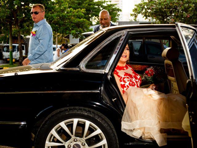 El matrimonio de Richard y Olga en Cartagena, Bolívar 8