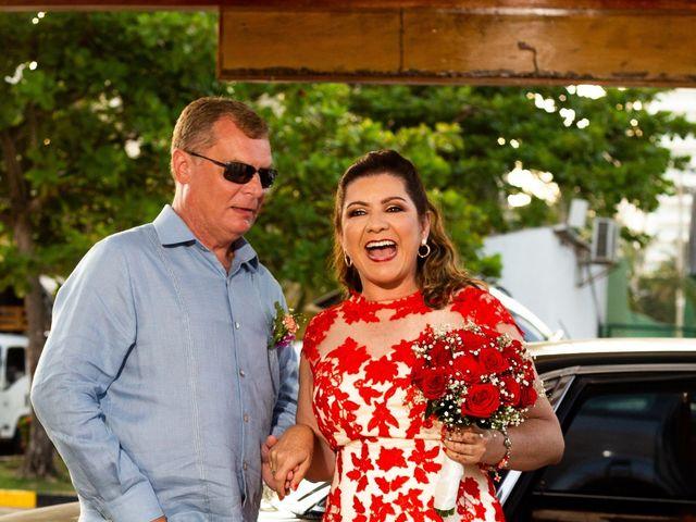 El matrimonio de Richard y Olga en Cartagena, Bolívar 9