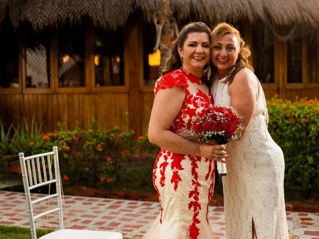 El matrimonio de Richard y Olga en Cartagena, Bolívar 15