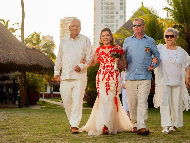 El matrimonio de Richard y Olga en Cartagena, Bolívar 16