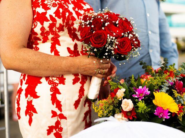 El matrimonio de Richard y Olga en Cartagena, Bolívar 22