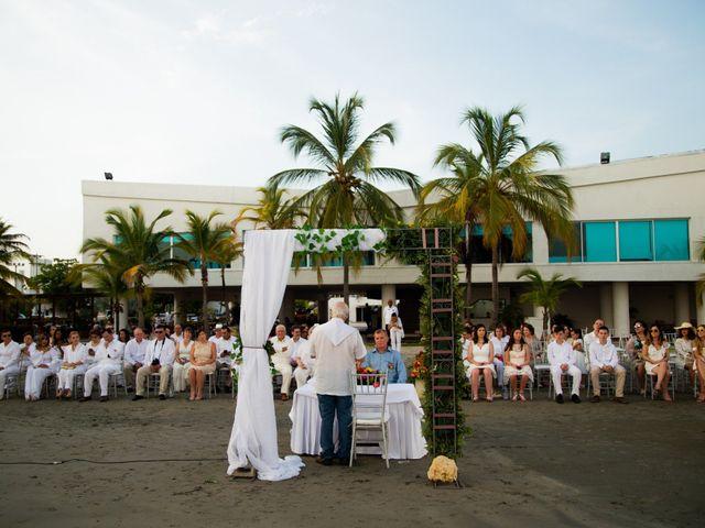 El matrimonio de Richard y Olga en Cartagena, Bolívar 26