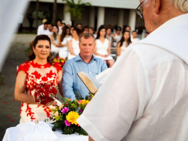 El matrimonio de Richard y Olga en Cartagena, Bolívar 27