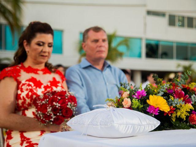 El matrimonio de Richard y Olga en Cartagena, Bolívar 28
