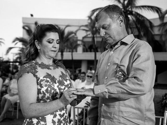 El matrimonio de Richard y Olga en Cartagena, Bolívar 32