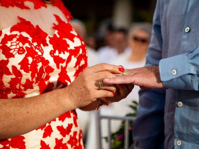 El matrimonio de Richard y Olga en Cartagena, Bolívar 33