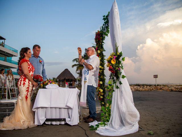 El matrimonio de Richard y Olga en Cartagena, Bolívar 37