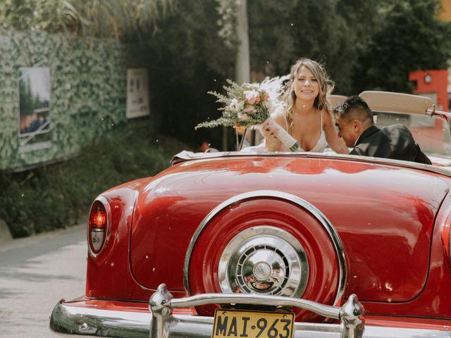 El matrimonio de Sergio y Alejandra en Medellín, Antioquia 22