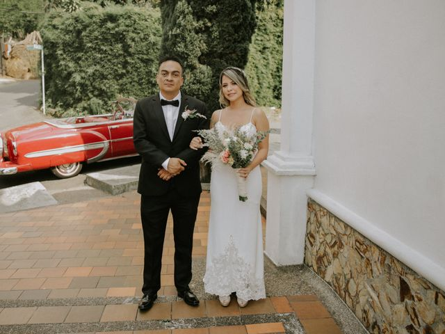 El matrimonio de Sergio y Alejandra en Medellín, Antioquia 23