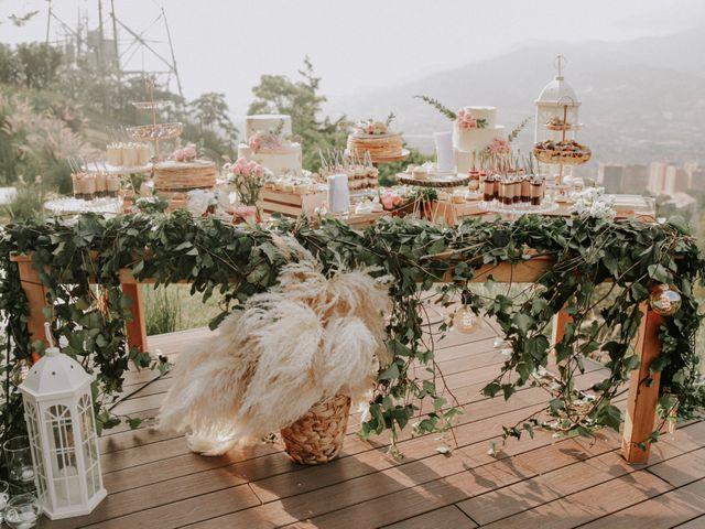 El matrimonio de Sergio y Alejandra en Medellín, Antioquia 38