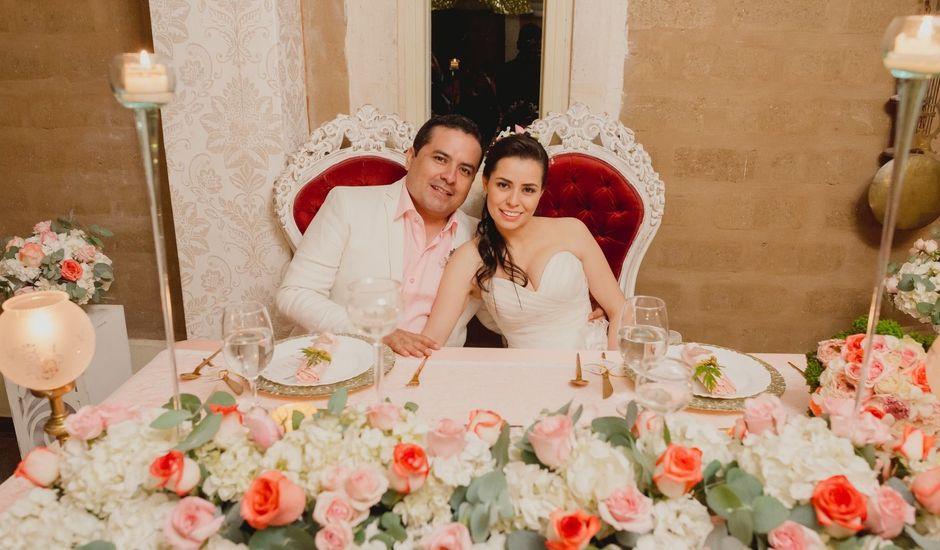 El matrimonio de Leonardo y Ángela en Tibasosa, Boyacá