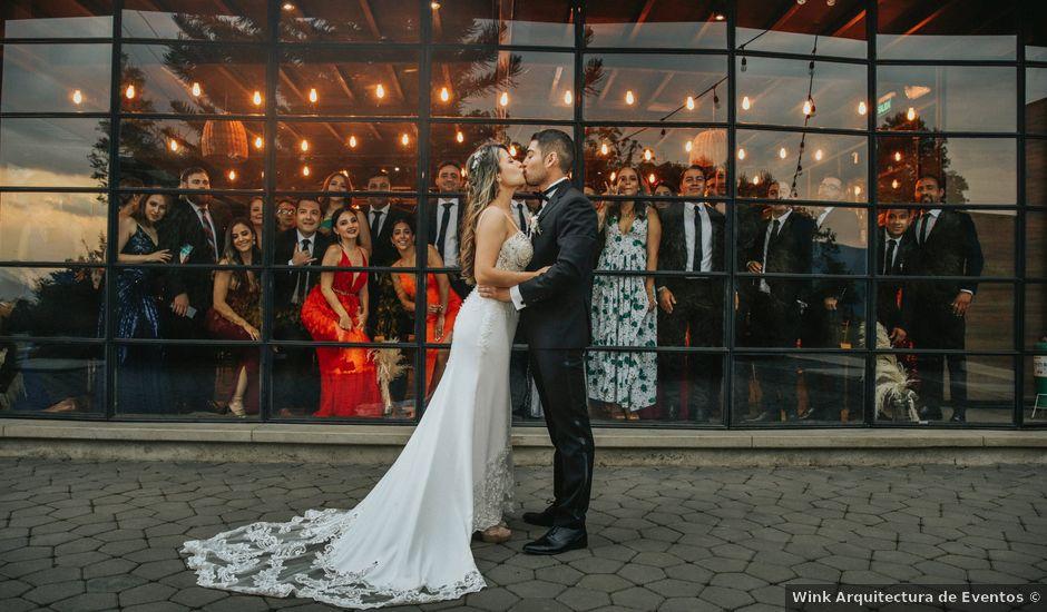 El matrimonio de Sergio y Alejandra en Medellín, Antioquia