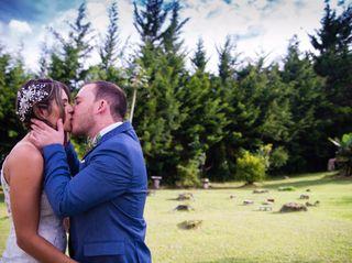 El matrimonio de Marcela y Juan Camilo