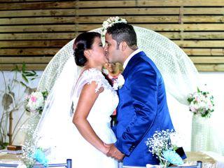 El matrimonio de Zuny  y Camilo