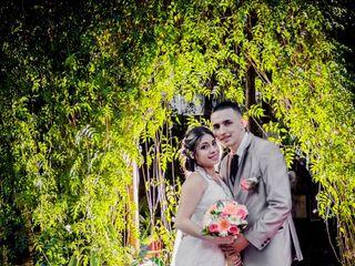 El matrimonio de Lady Johana  y Daniel  2