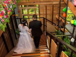 El matrimonio de Claudia y Camilo 2