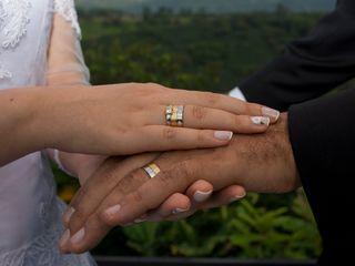 El matrimonio de Claudia y Camilo 3