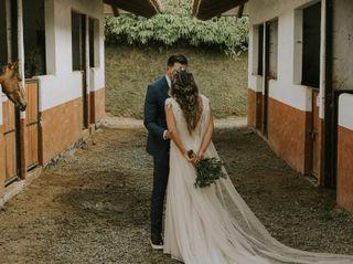 El matrimonio de Valentina y Juan