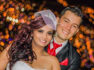 El matrimonio de Justink y Whiston 3