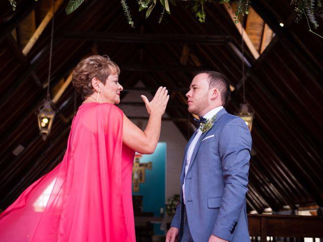 El matrimonio de Juan Camilo y Marcela en Medellín, Antioquia 5