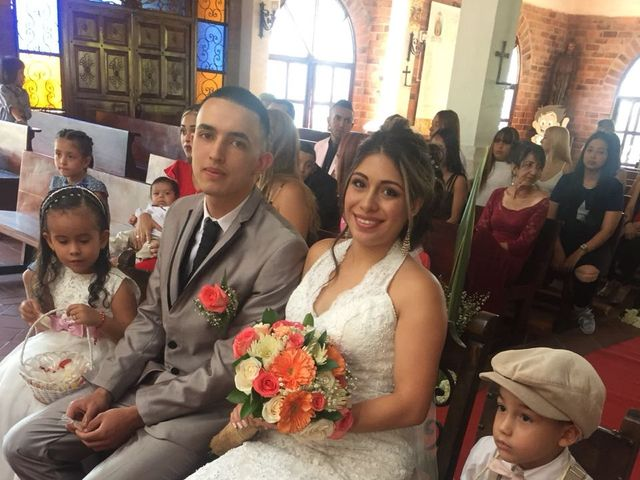 El matrimonio de Daniel  y Lady Johana  en Sabaneta, Antioquia 6