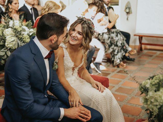 El matrimonio de Juan y Valentina en Retiro, Antioquia 10