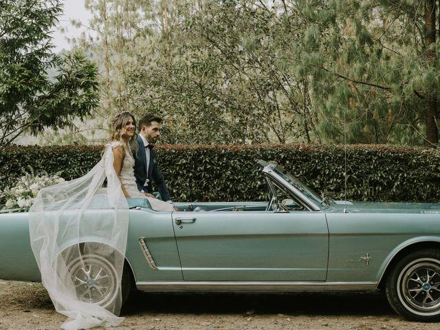 El matrimonio de Juan y Valentina en Retiro, Antioquia 17