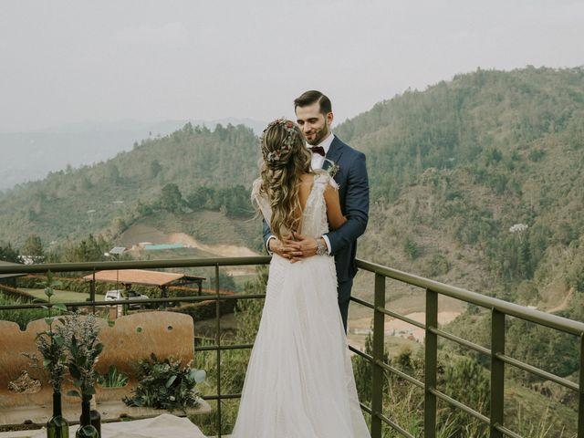 El matrimonio de Juan y Valentina en Retiro, Antioquia 20