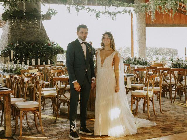 El matrimonio de Juan y Valentina en Retiro, Antioquia 26